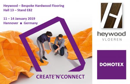 Bespoke Flooring Domotex Hannover 2019