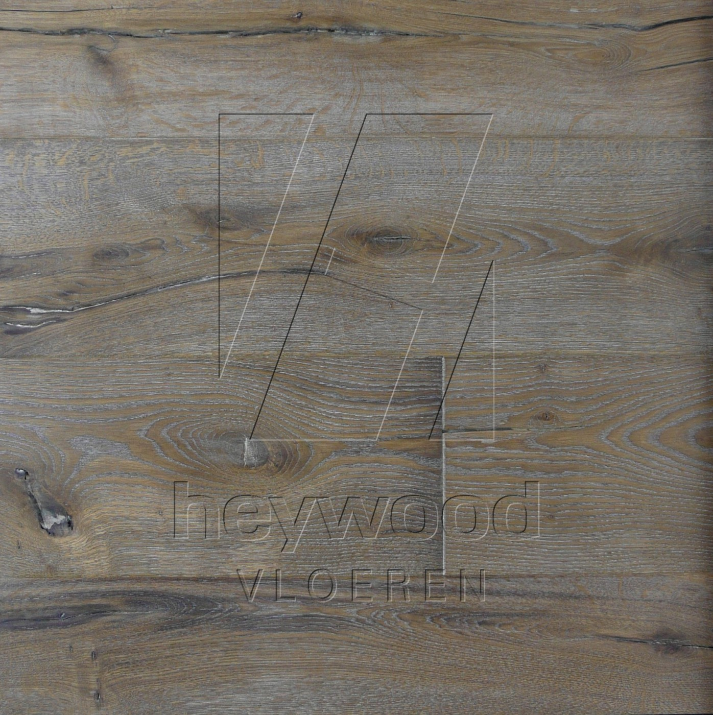 Karakoram in Aged Antique Surface of Aged Hardwood Floors
