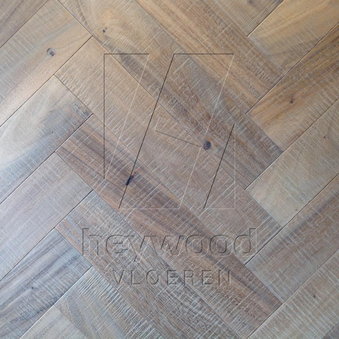 Morning Dew Slatewood Herringbone in Herringbone of Pattern & Panel Floors