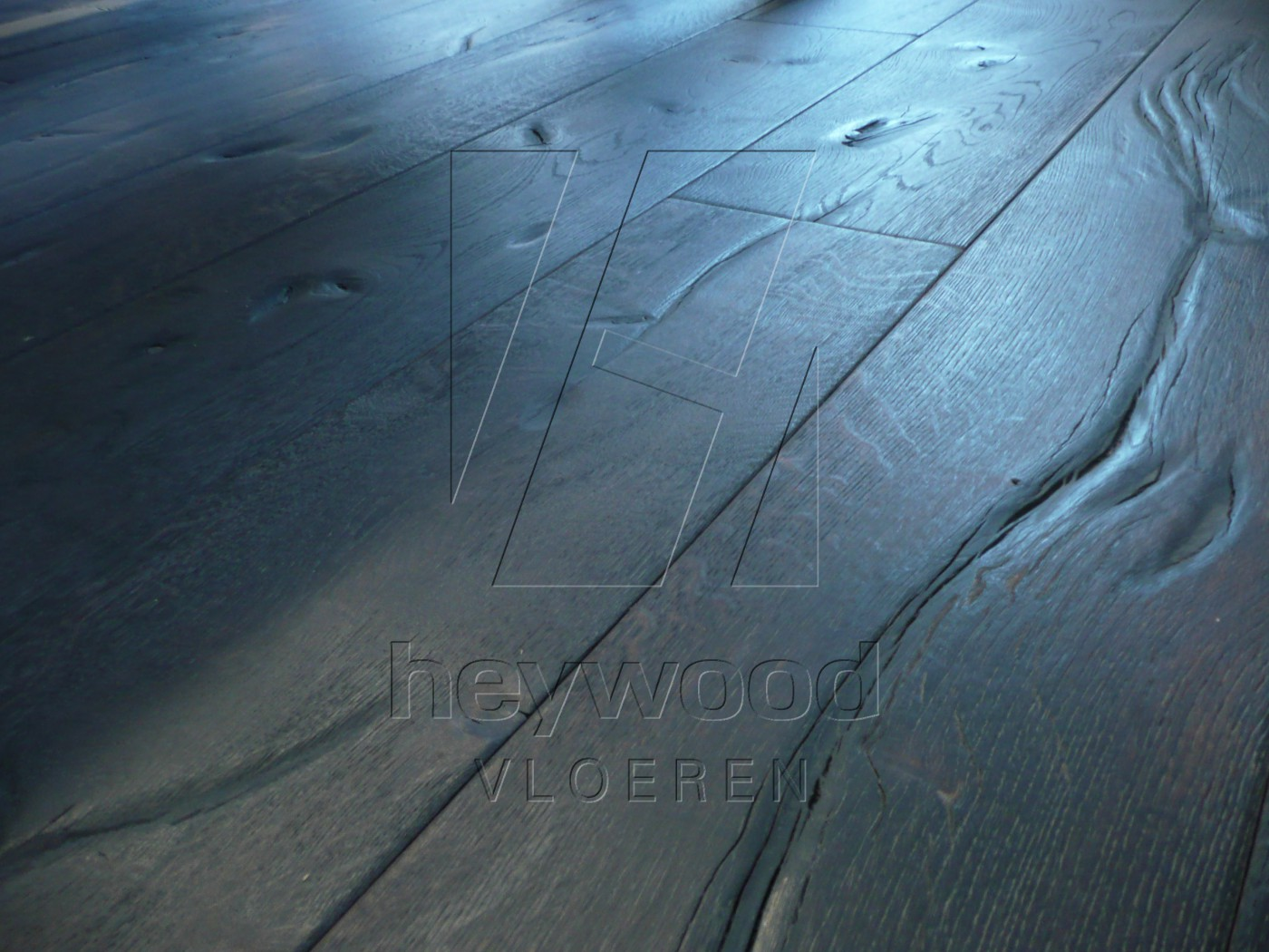 Antique Grading & Surface in Aged Antique Surface of Aged Hardwood Floors
