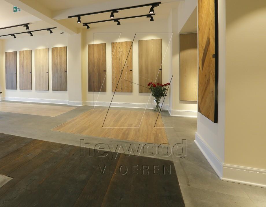 Showroom Heywood Vloeren