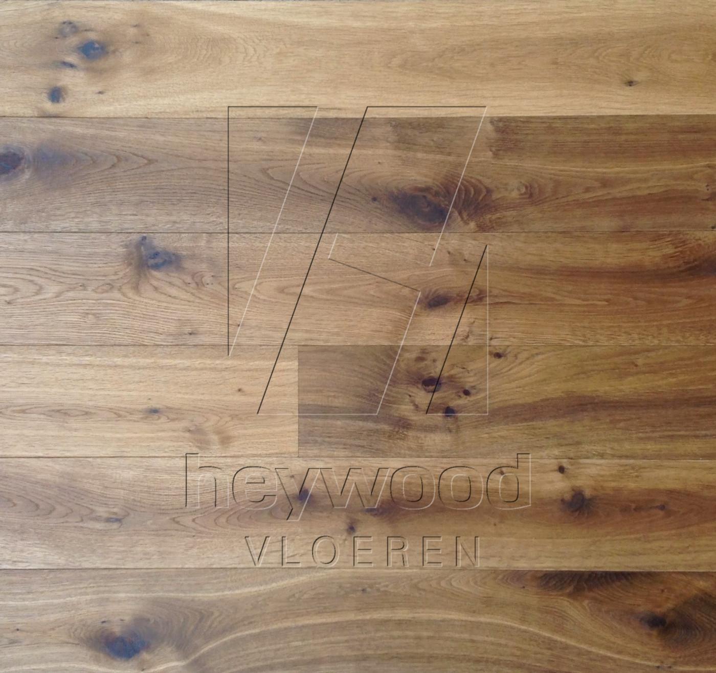 NLH Plank Chocolate in European Oak Character of Bespoke Wooden Floors