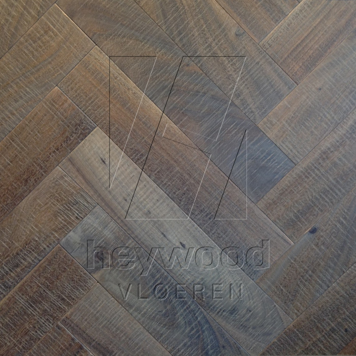 Twilight Slatewood Herringbone in Herringbone of Pattern & Panel Floors