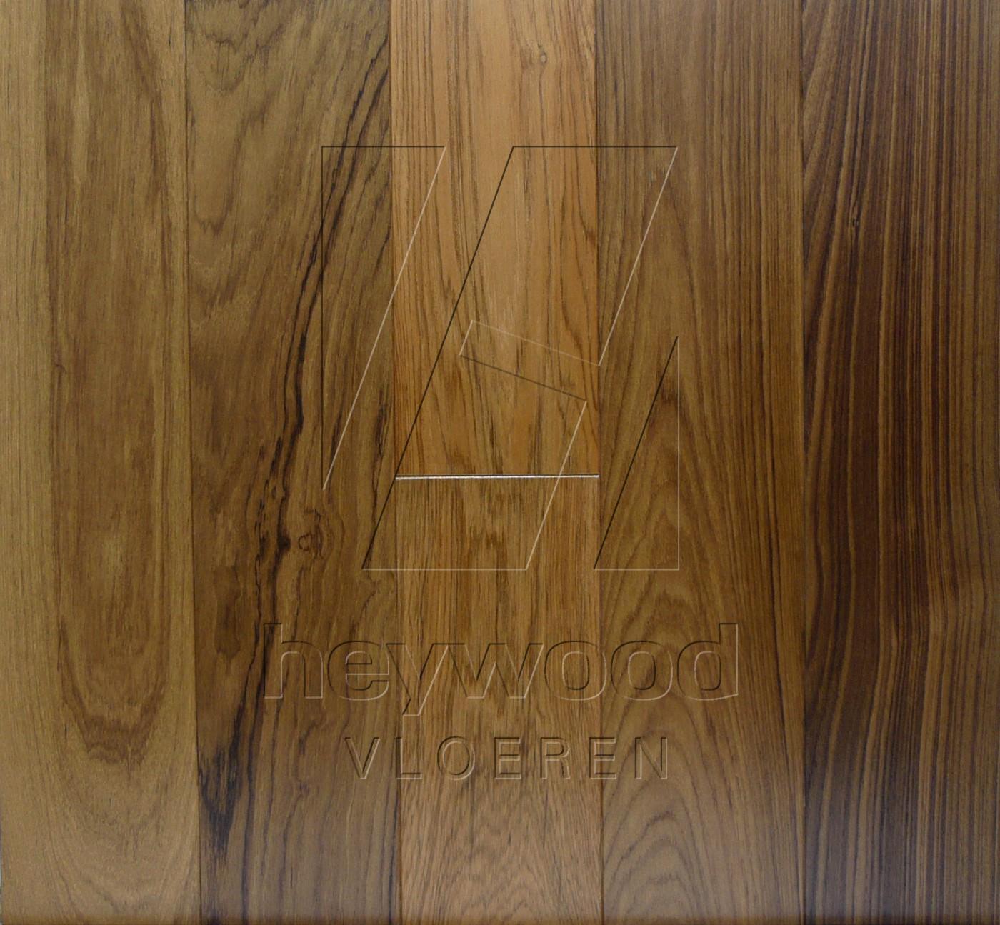 Teak in Other Wood Species of Bespoke Wooden Floors