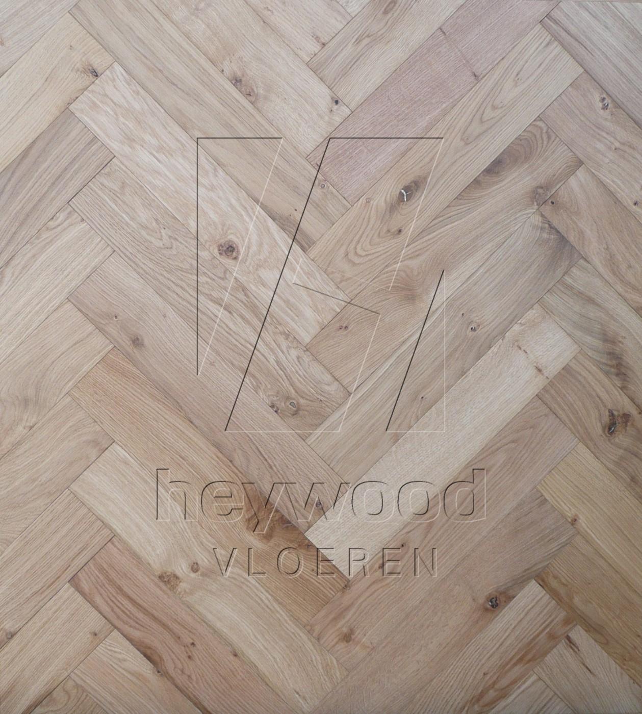 Herringbone Oak Rustic-A Osmo oiled in Herringbone of Pattern & Panel Floors