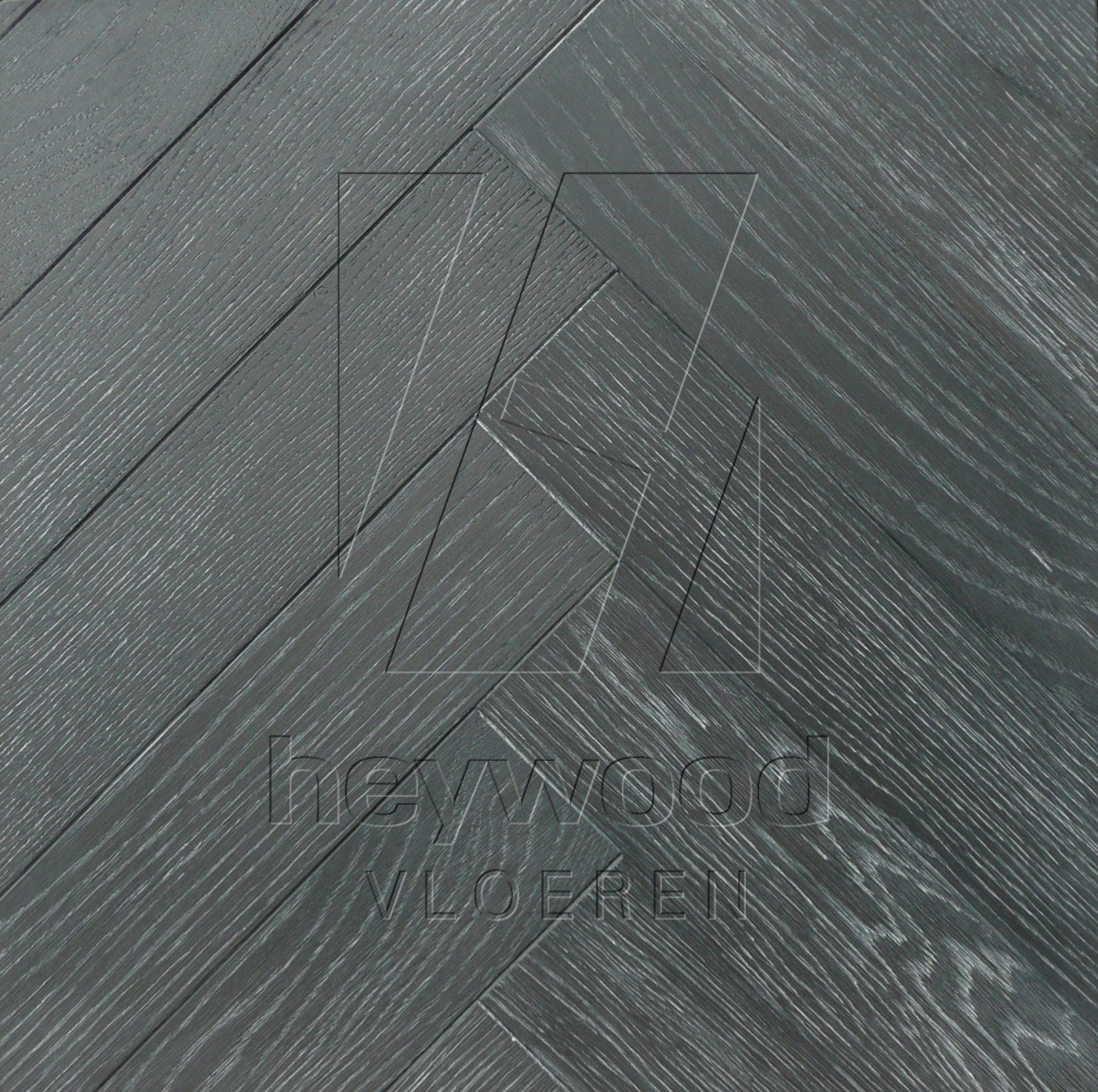 'Salamanca' Brushed in Herringbone of Pattern & Panel Floors