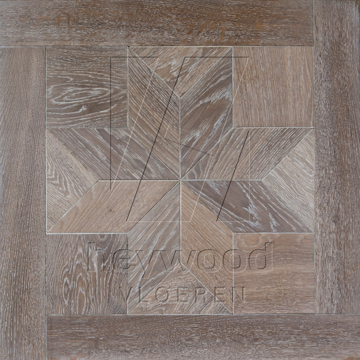 Etoile Panel in Floor & Wall Panels of Pattern & Panel Floors