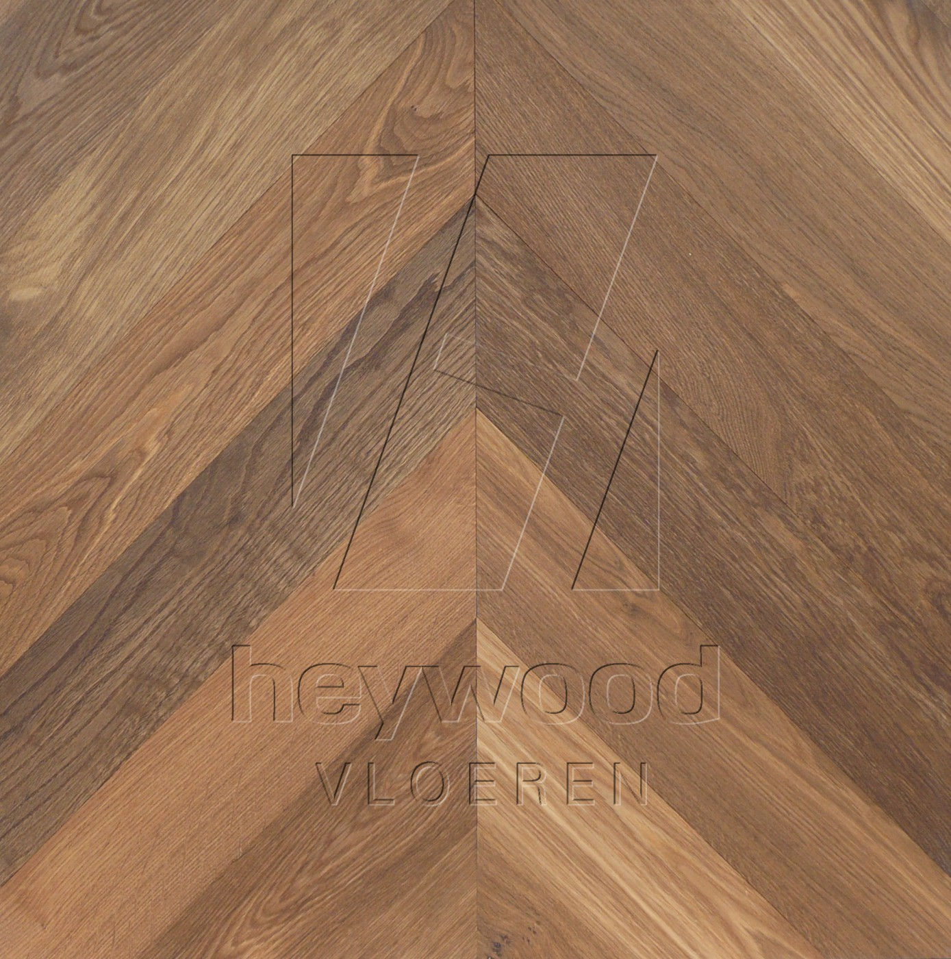 'Galicia coloured' Chevron 45°, Bespoke Elegance in Chevron of Pattern & Panel Floors