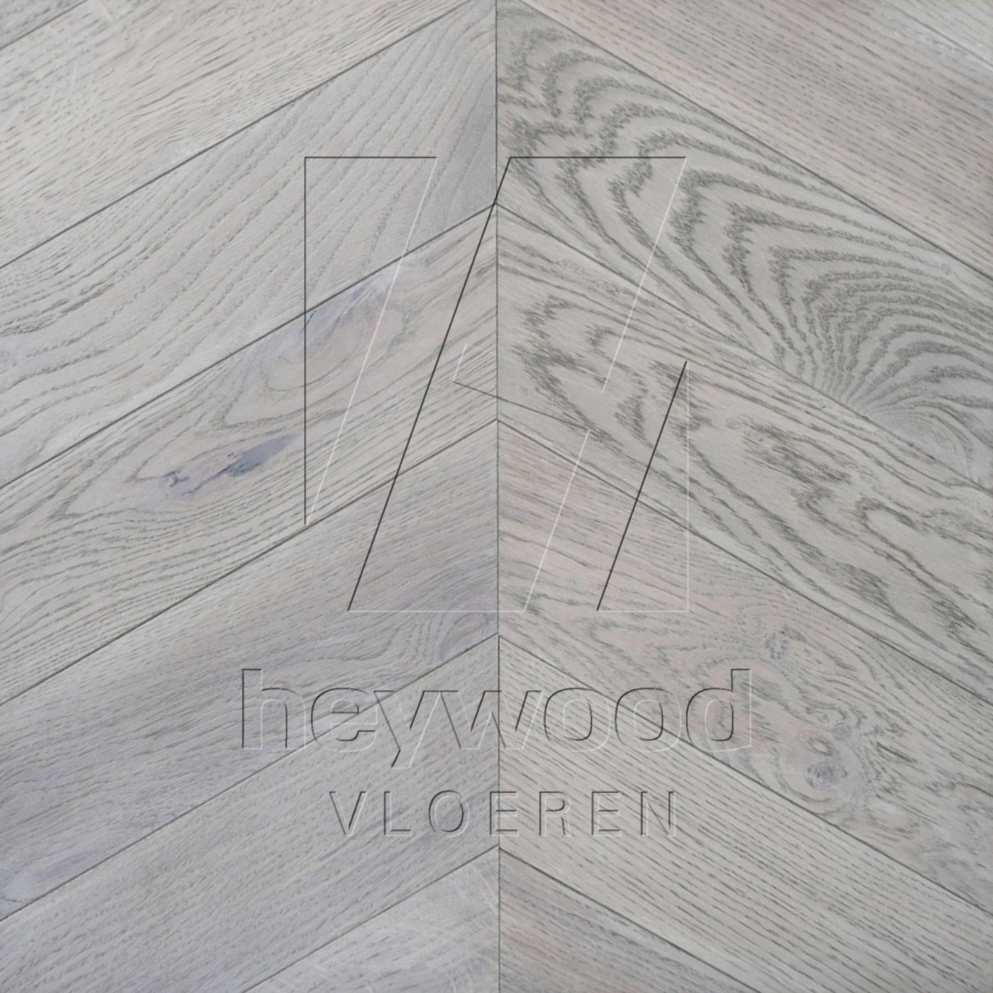 'Chambéry' Chevron 60°, Bespoke Character in Chevron of Pattern & Panel Floors