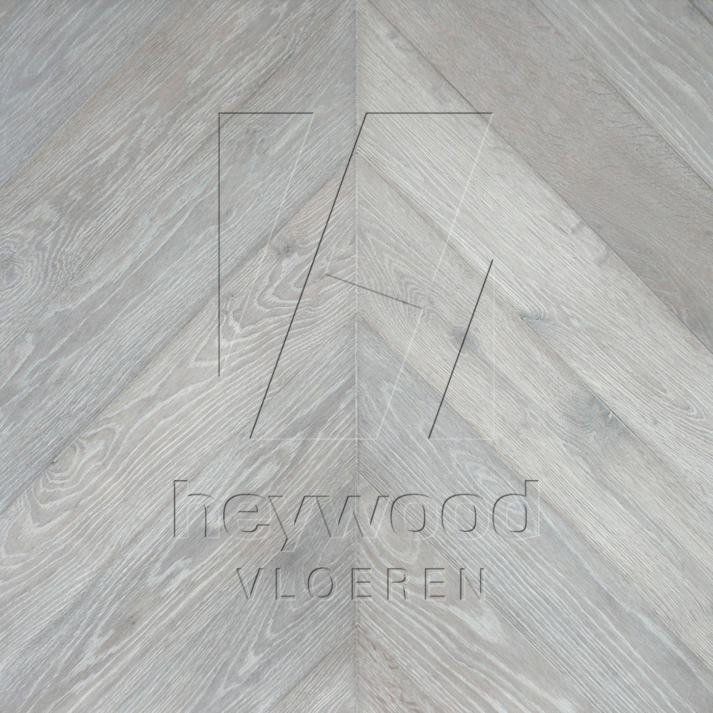 'St Andrews coloured' Chevron 45°, Bespoke Character in Chevron of Pattern & Panel Floors