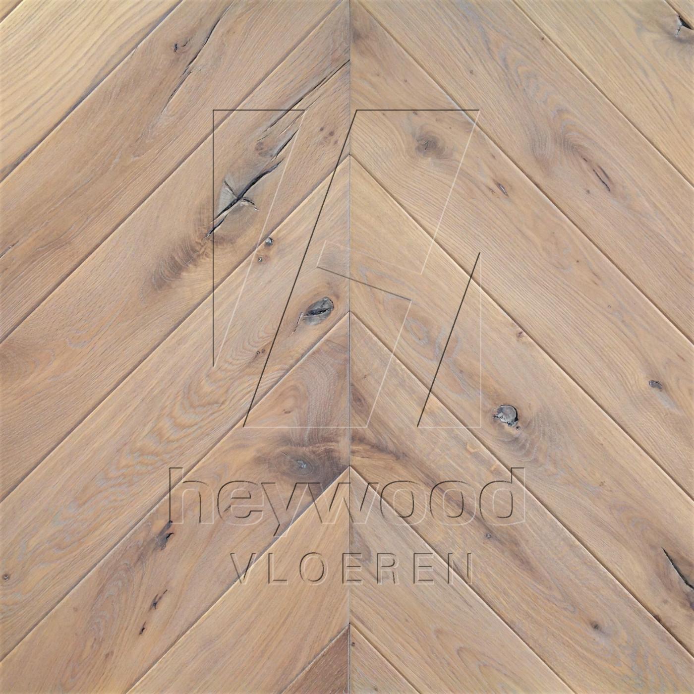 Antique Chevron 'Gaula coloured' in Chevron of Pattern & Panel Floors