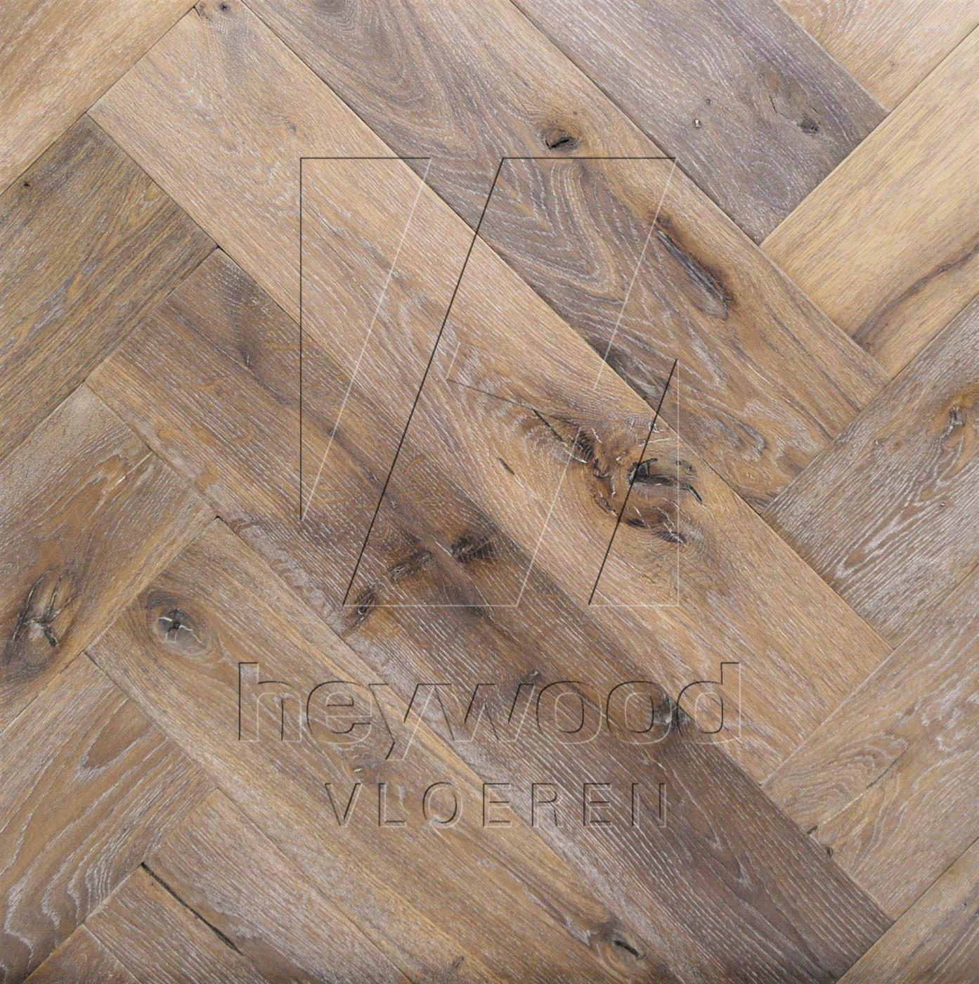 Antique Herringbone 'Aconcagua' in Herringbone of Pattern & Panel Floors