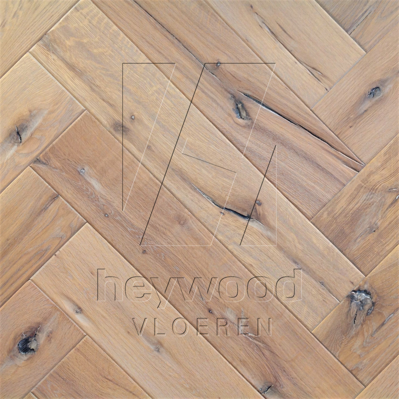Antique Herringbone 'Gaula coloured' in Herringbone of Pattern & Panel Floors