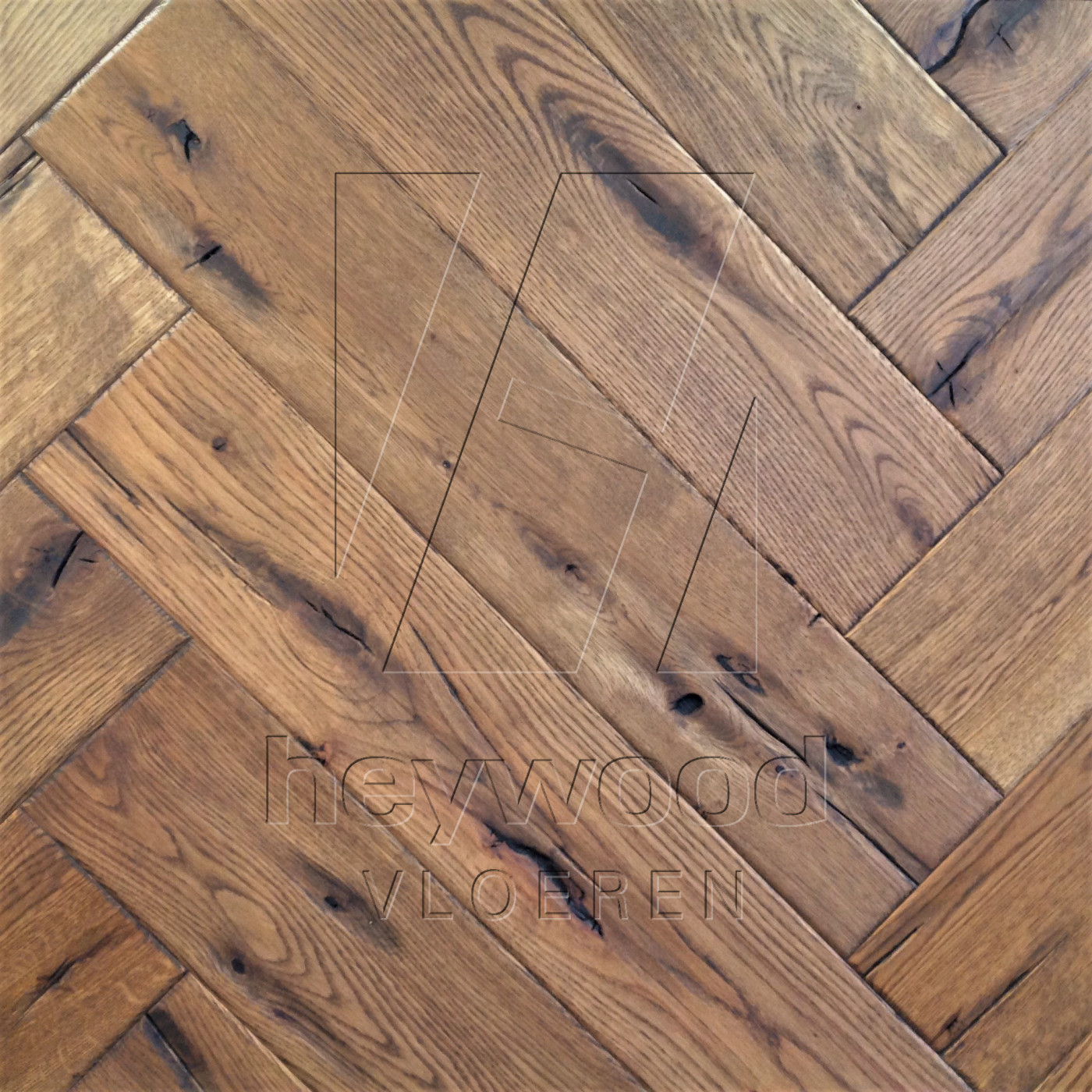 Katla Antique Herringbone in Herringbone of Pattern & Panel Floors