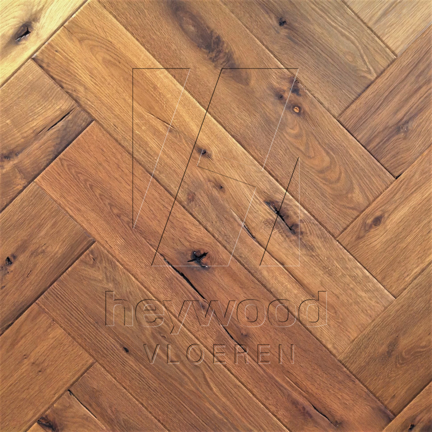 Knotting Hill Herringbone 'Kilimanjaro' in Herringbone of Pattern & Panel Floors