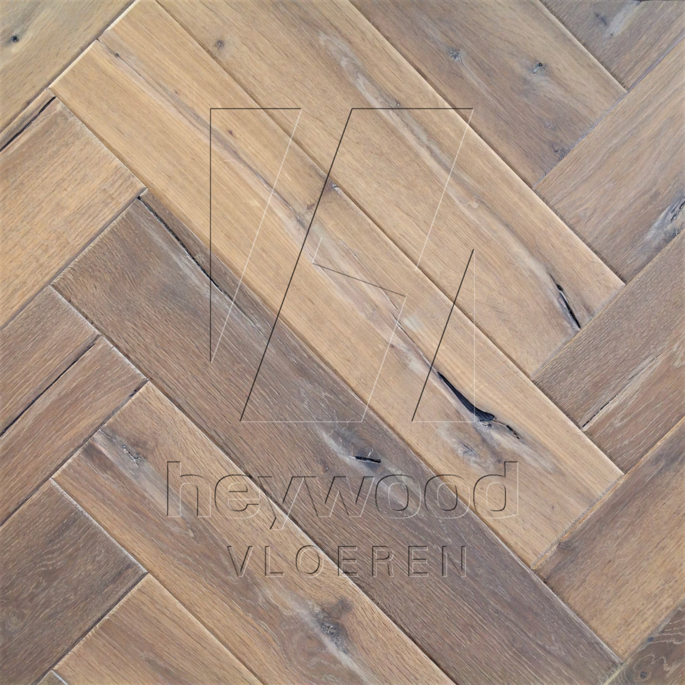 Antique Herringbone 'McKinley' in Herringbone of Pattern & Panel Floors