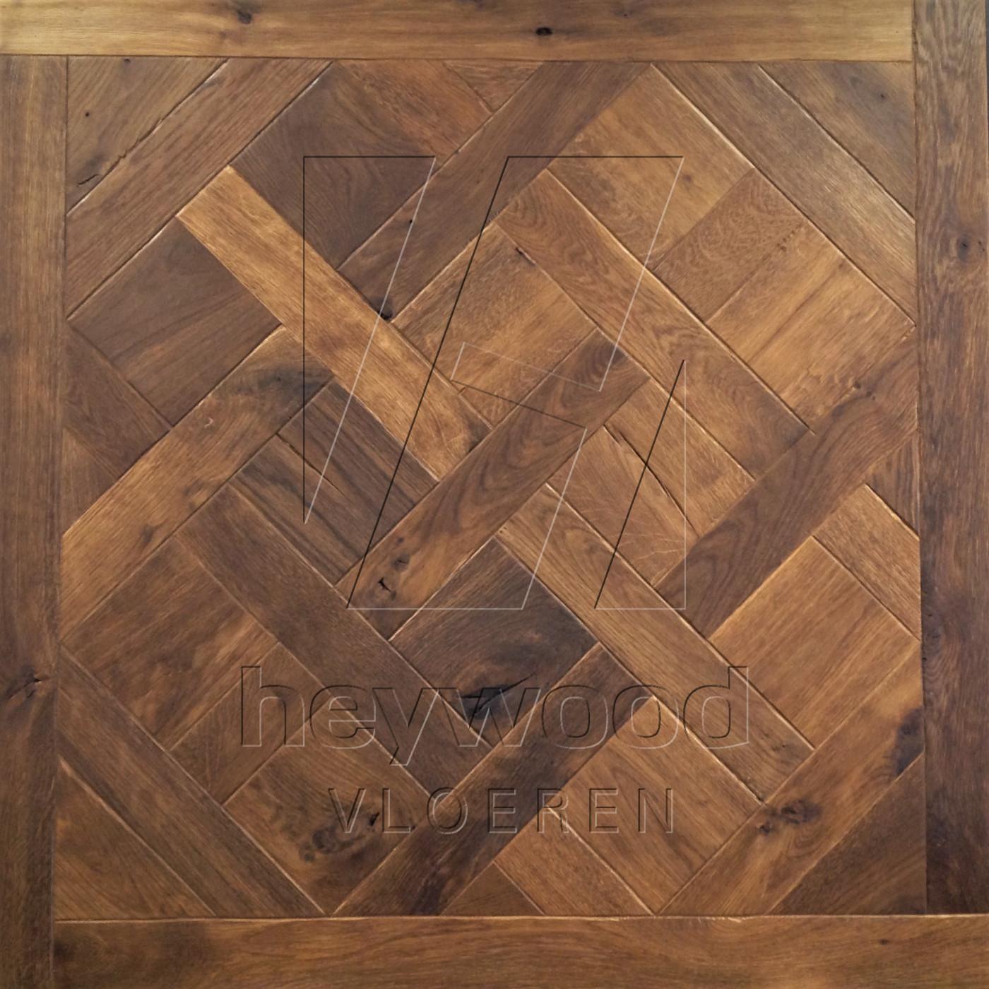 Antique Versailles 'Kilimanjaro' in Floor Panels & 3D Wall Panels of Pattern & Panel Floors