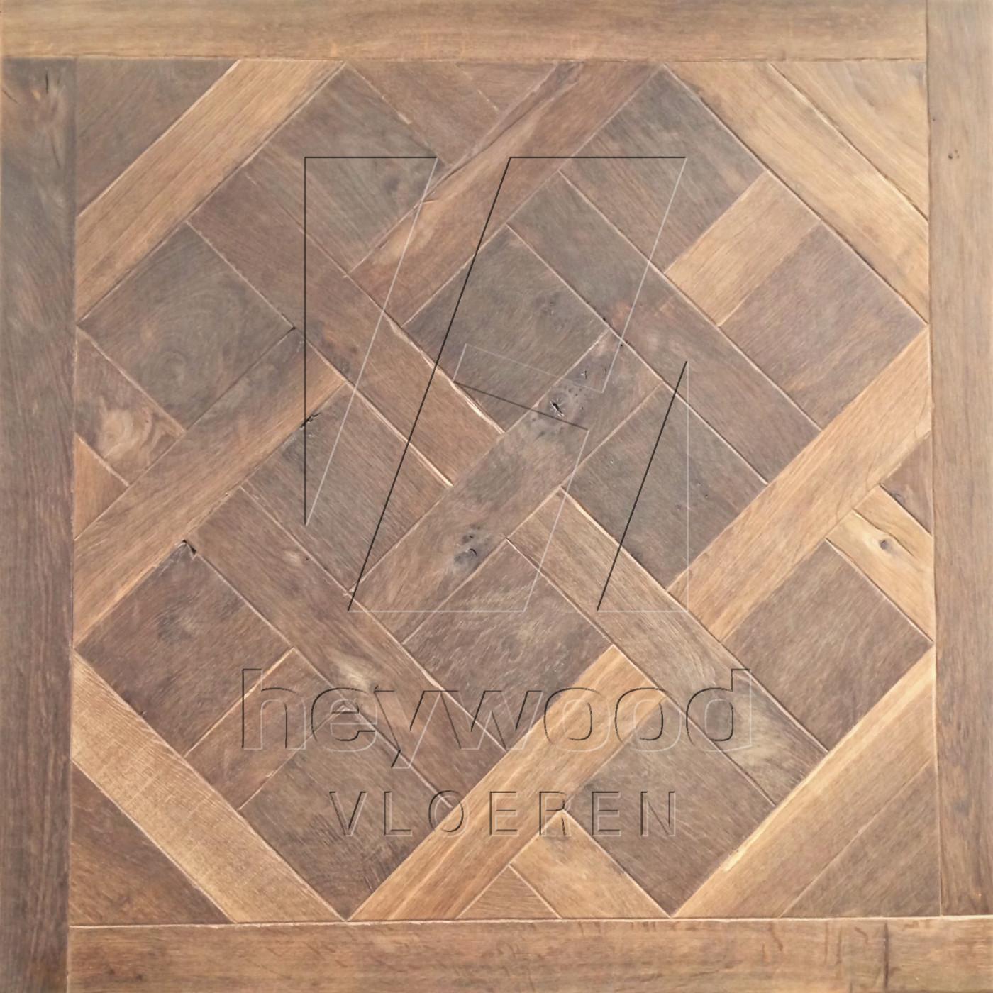 Antique Versailles 'Nanga Parbat' in Panels of Pattern & Panel Floors