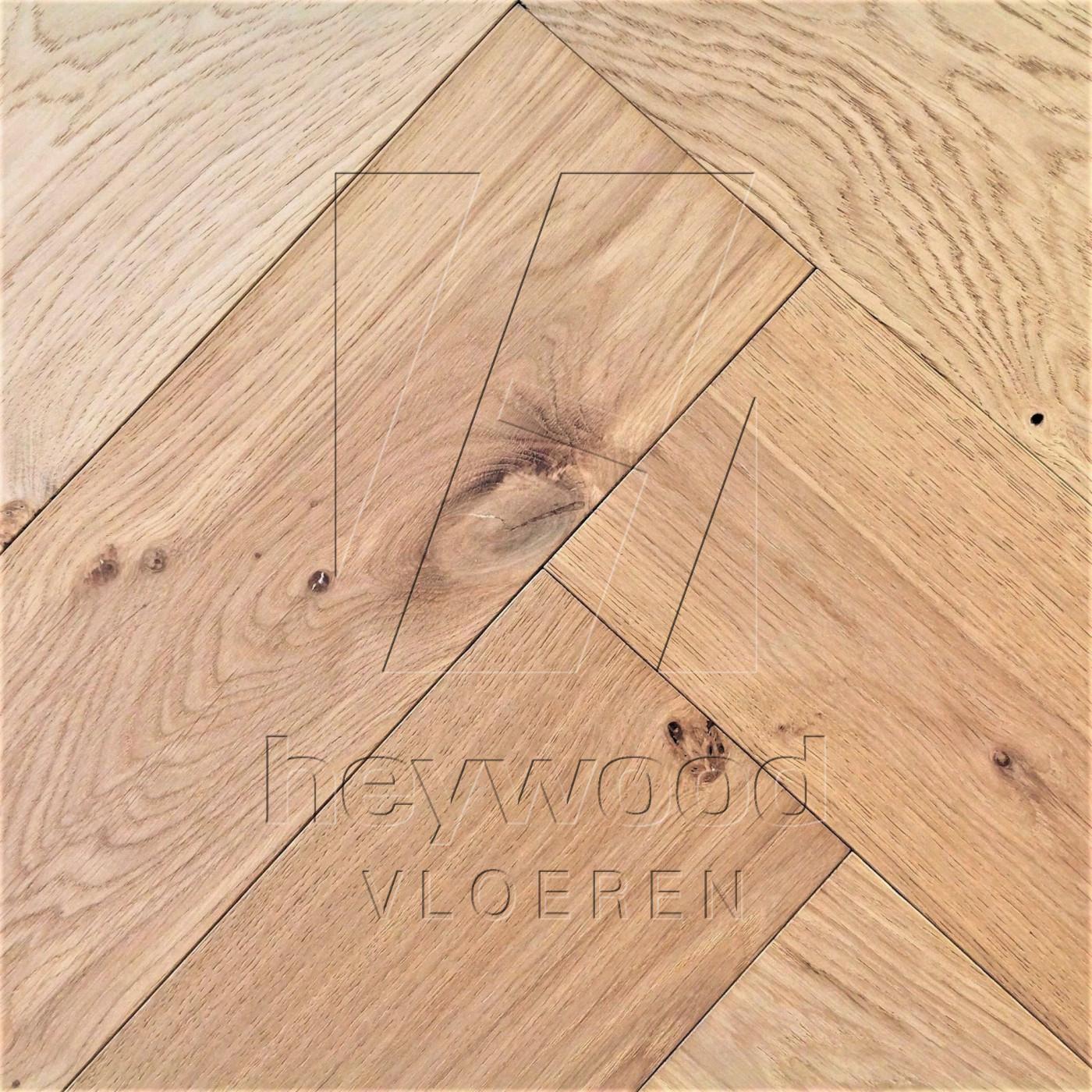 Herringbone Virgin Oiled in Herringbone of Pattern & Panel Floors