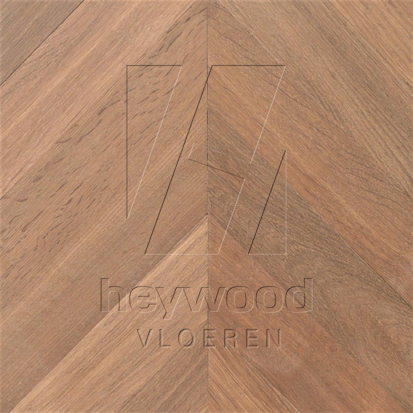 'Nanga Parbat coloured' Chevron 45°, Bespoke Elegance in Chevron of Pattern & Panel Floors