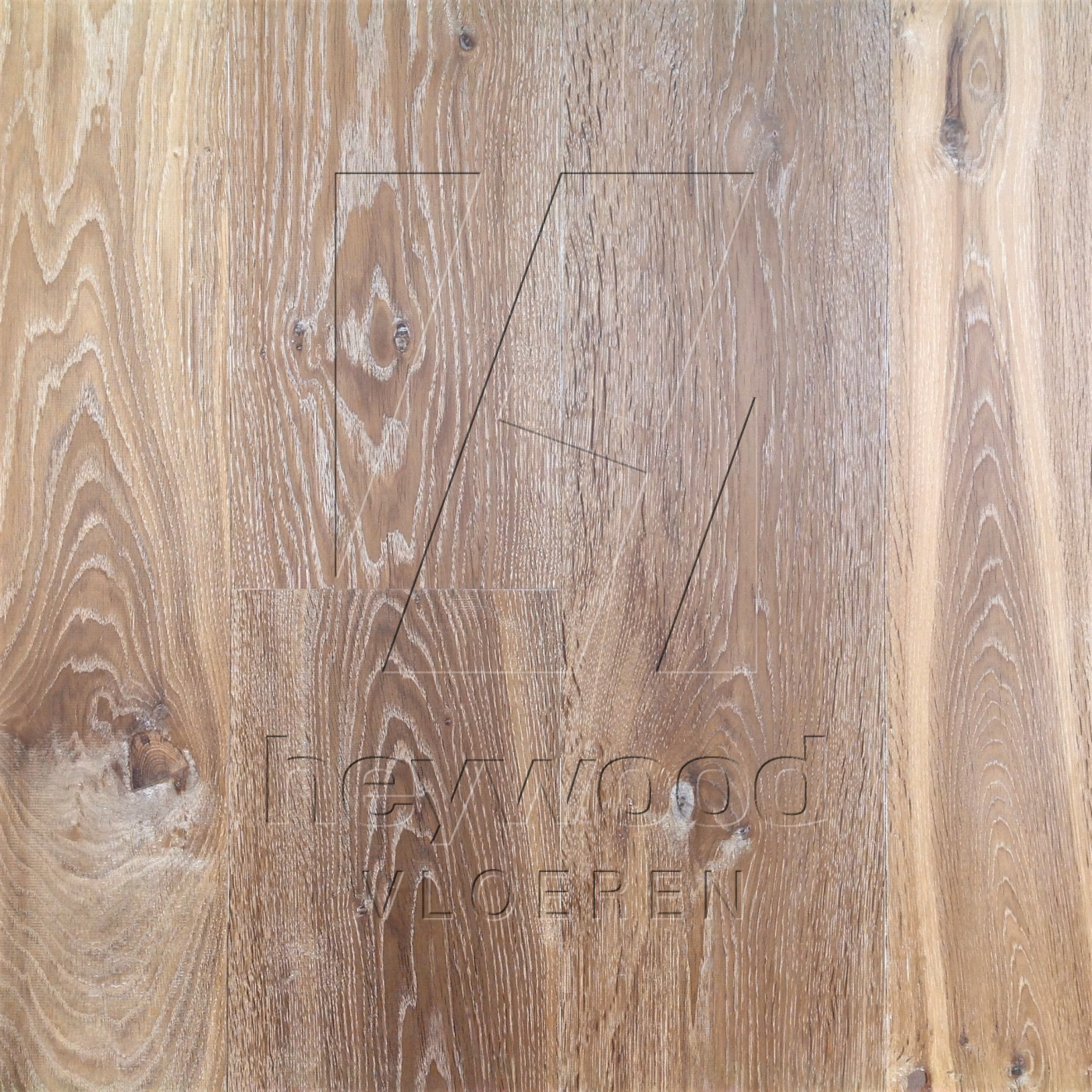 Plank Kaprun in European Oak Character of Bespoke Wooden Floors
