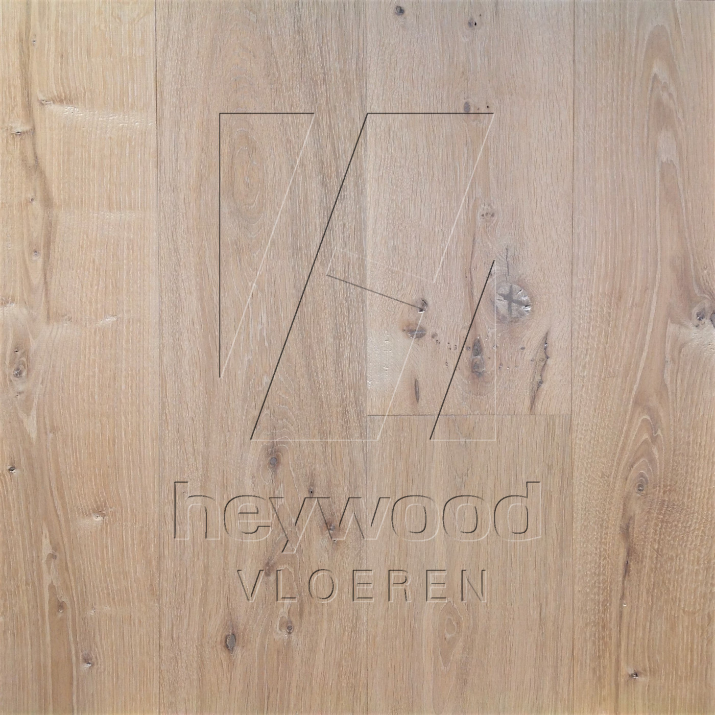 Plank St.Moritz in European Oak Character of Bespoke Wooden Floors