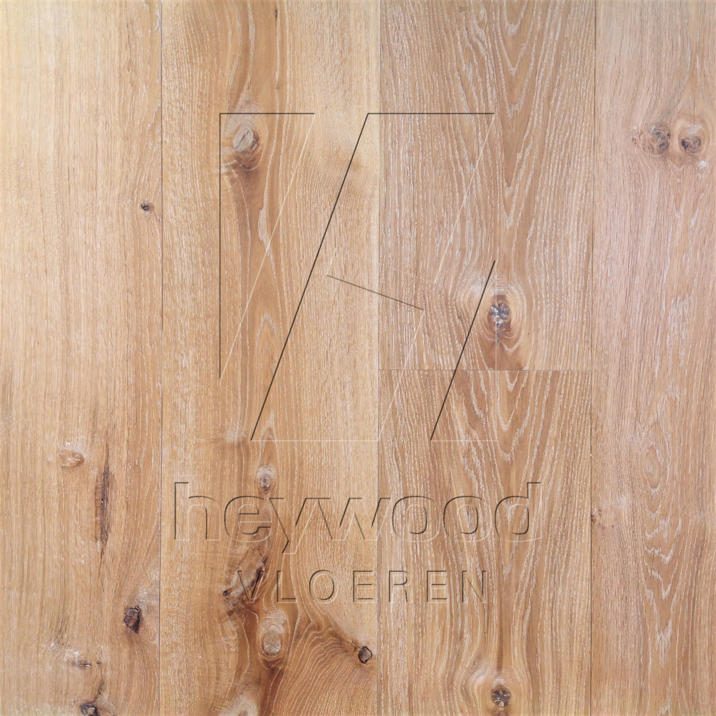 Plank Tignes in European Oak Character of Bespoke Wooden Floors