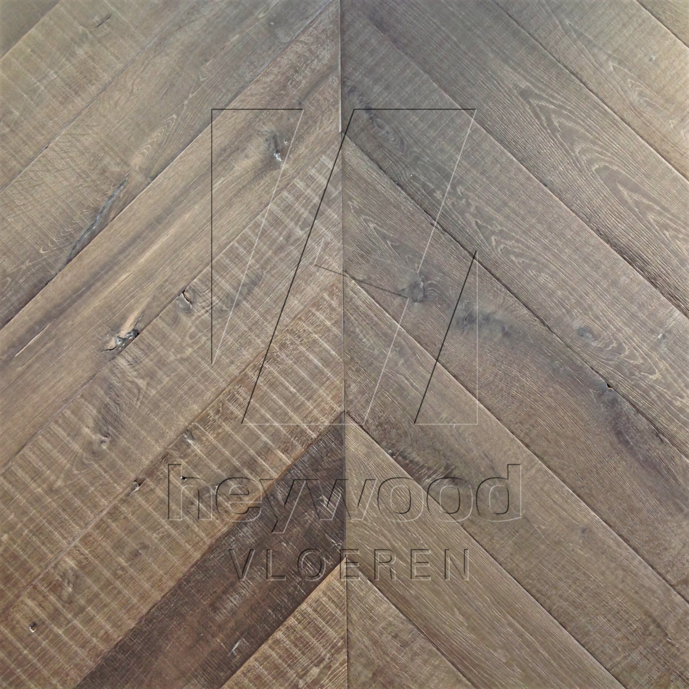 Knotting Hill Chevron 'FIORDLAND' (special order only) in Chevron of Pattern & Panel Floors