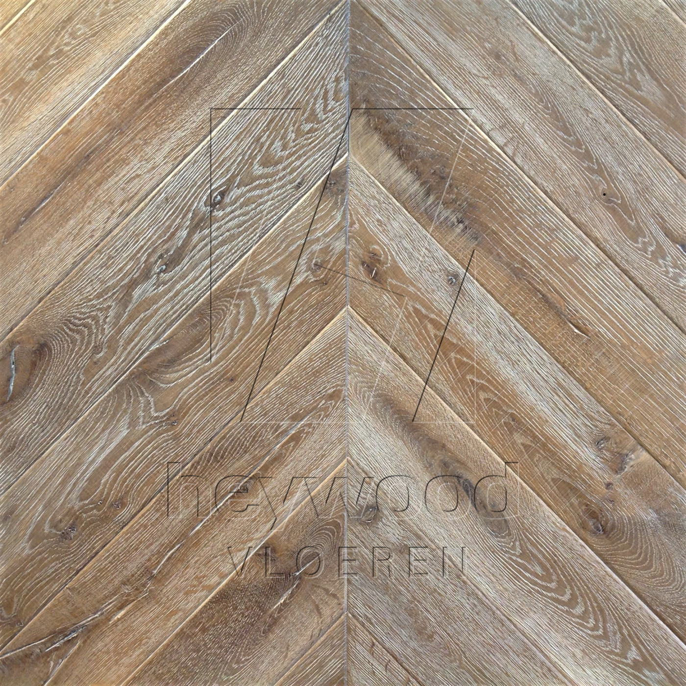 Knotting Hill Chevron 'Gotland' in Chevron of Pattern & Panel Floors