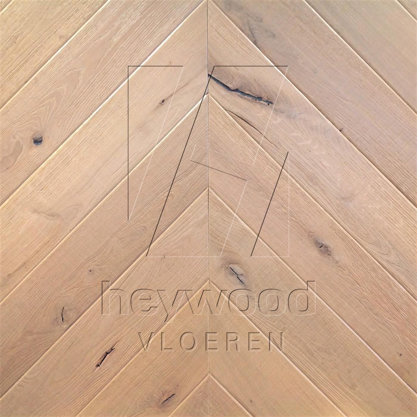 Knotting Hill Chevron 'Virgin' in Chevron of Pattern & Panel Floors
