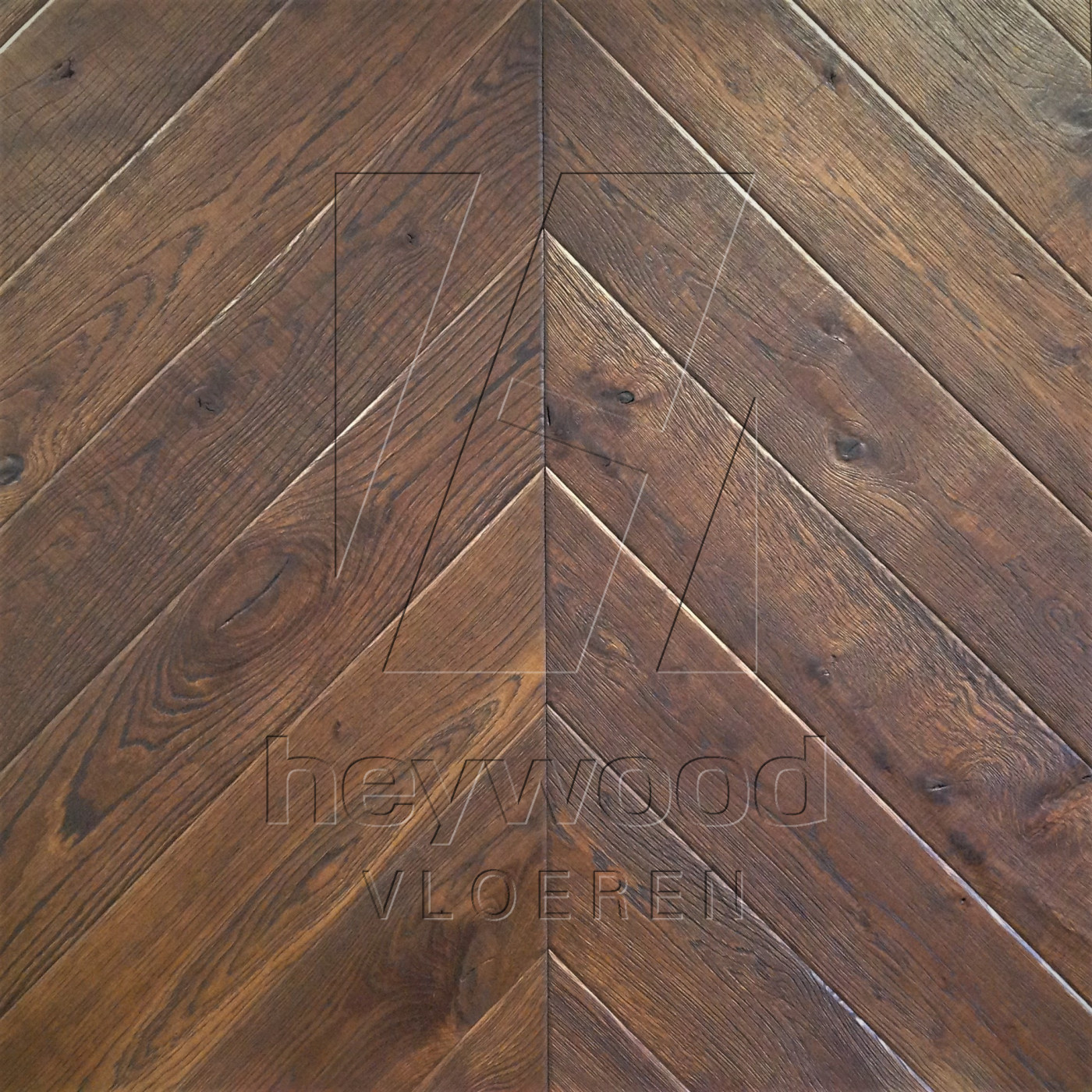 Knotting Hill Chevron 'Yorkshire' in Chevron of Pattern & Panel Floors