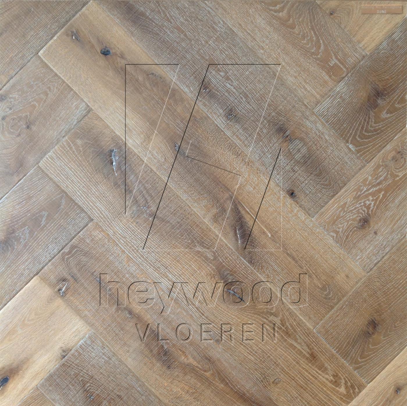 Knotting Hill 'Dune' 15/4 x 150 x 750 mm in Herringbone of Pattern & Panel Floors
