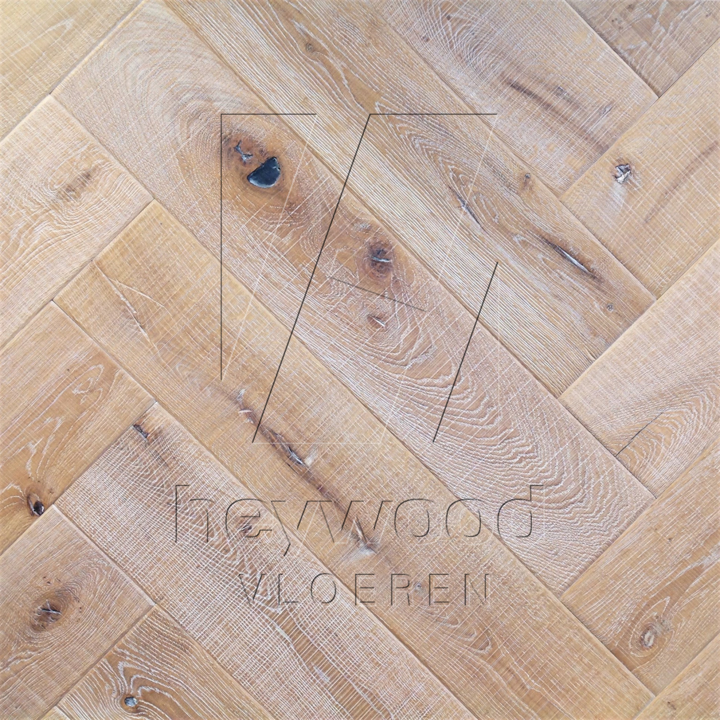 Knotting Hill Herringbone 'Lappland' in Herringbone of Pattern & Panel Floors