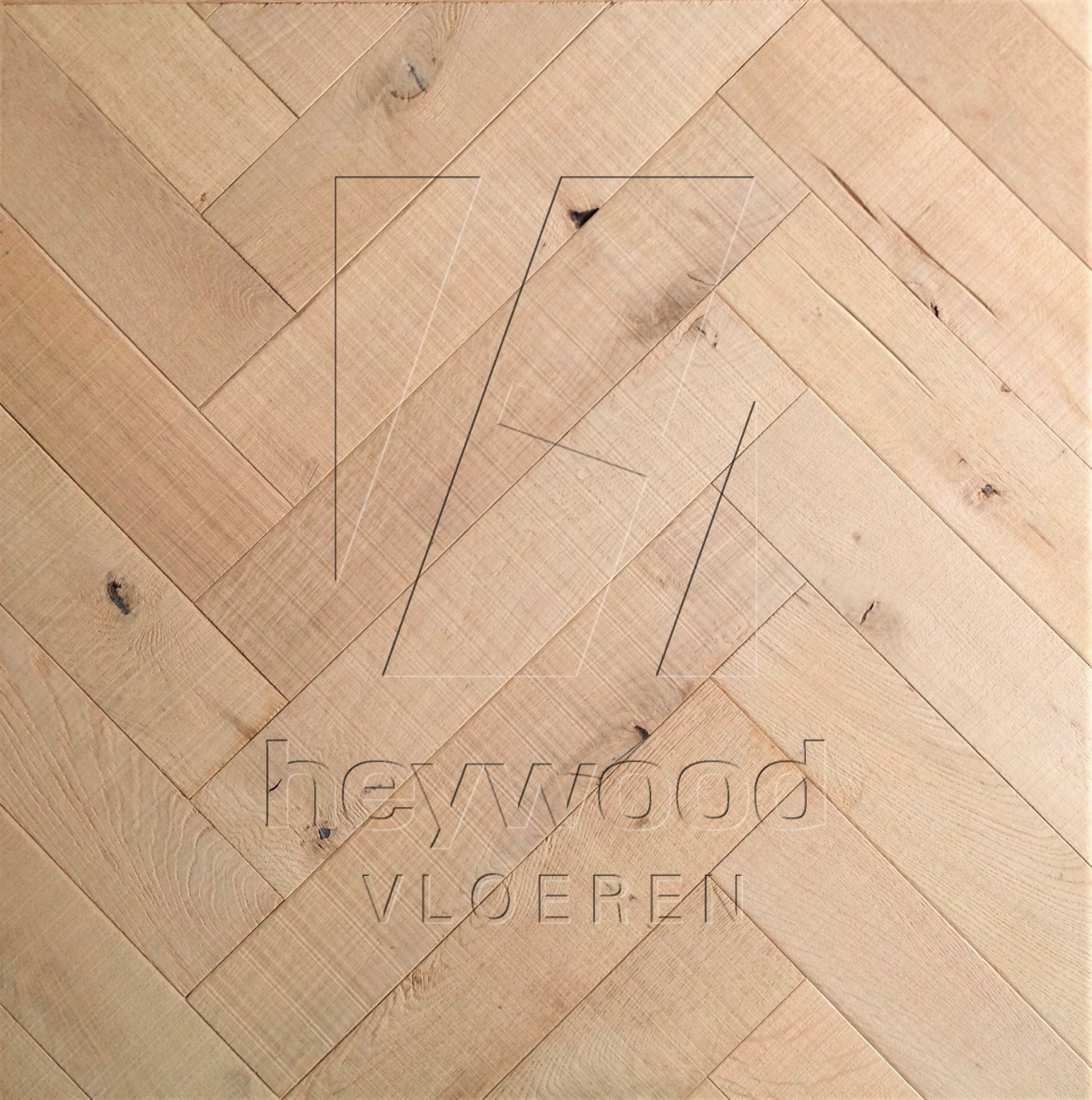 Knotting Hill Herringbone 'Virgin' in Herringbone of Pattern & Panel Floors