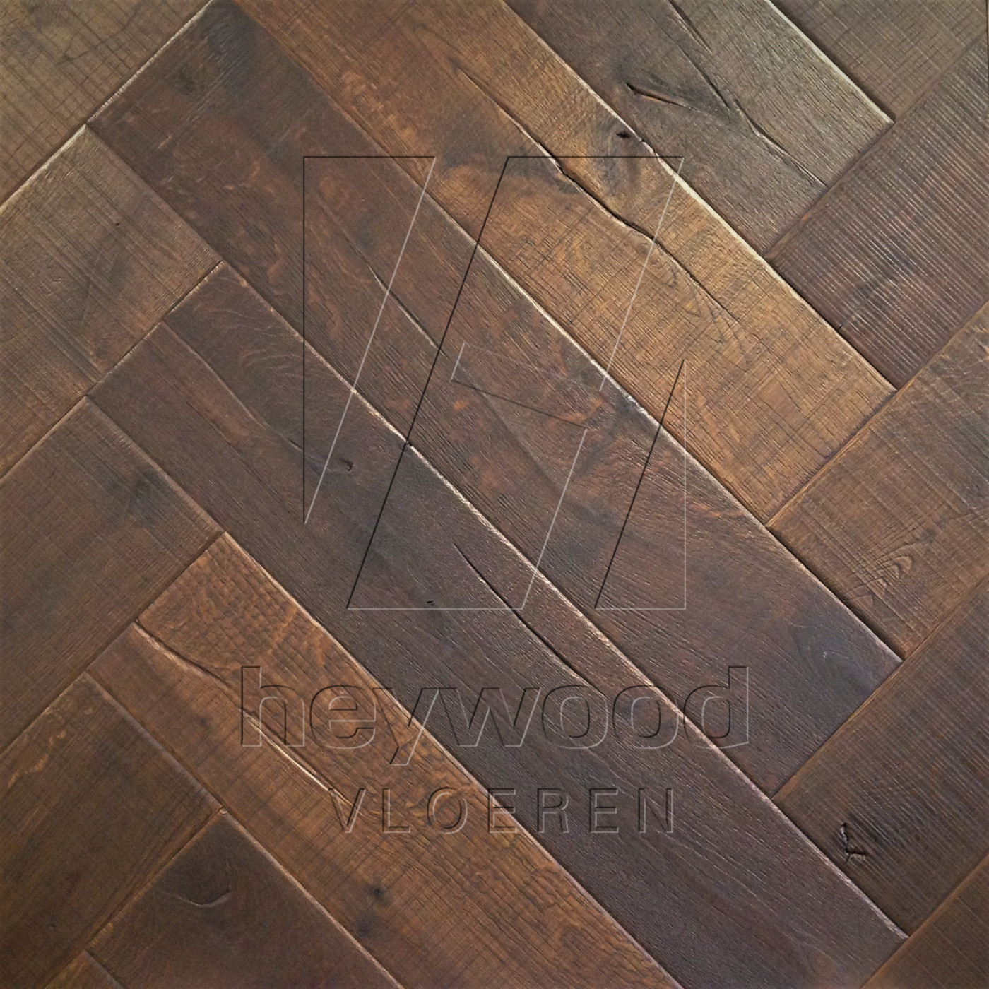 Knotting Hill Herringbone 'Yorkshire' in Herringbone of Pattern & Panel Floors