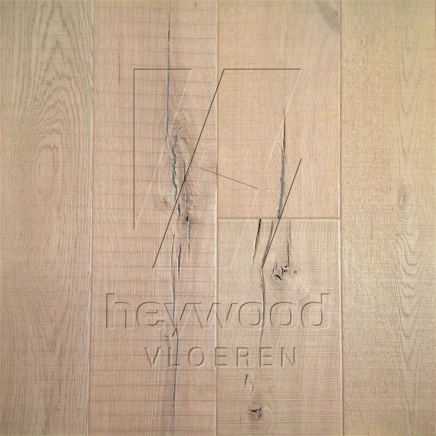 Knotting Hill Plank 'Camarque' in Aged Knotting Hill Surface of Aged Hardwood Floors