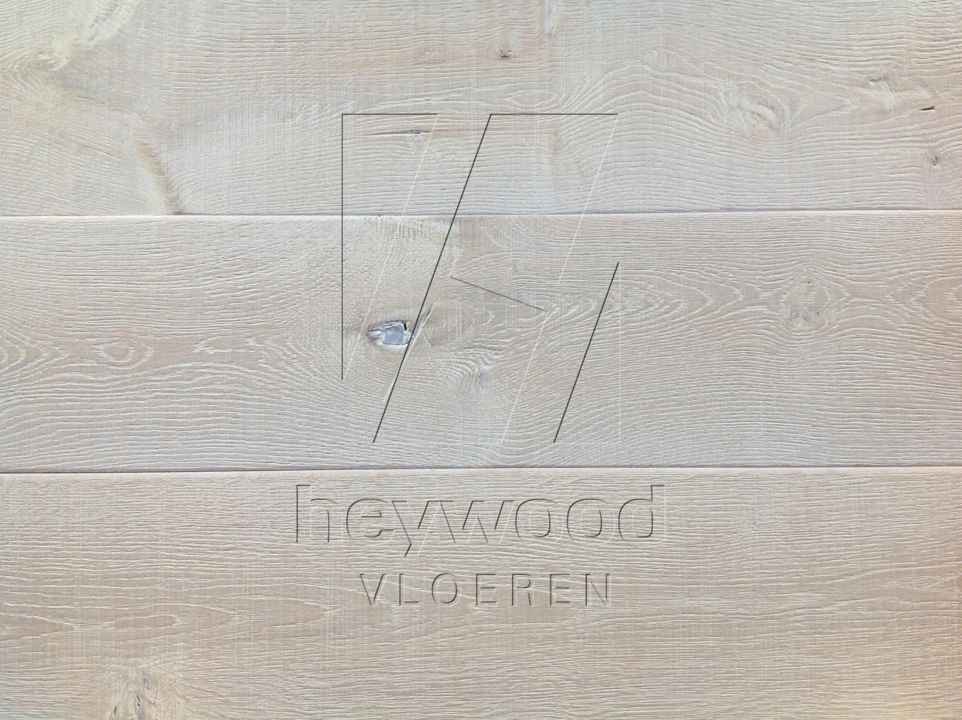 Knotting Hill Plank 'Svalbard' in Aged Knotting Hill Surface of Aged Hardwood Floors