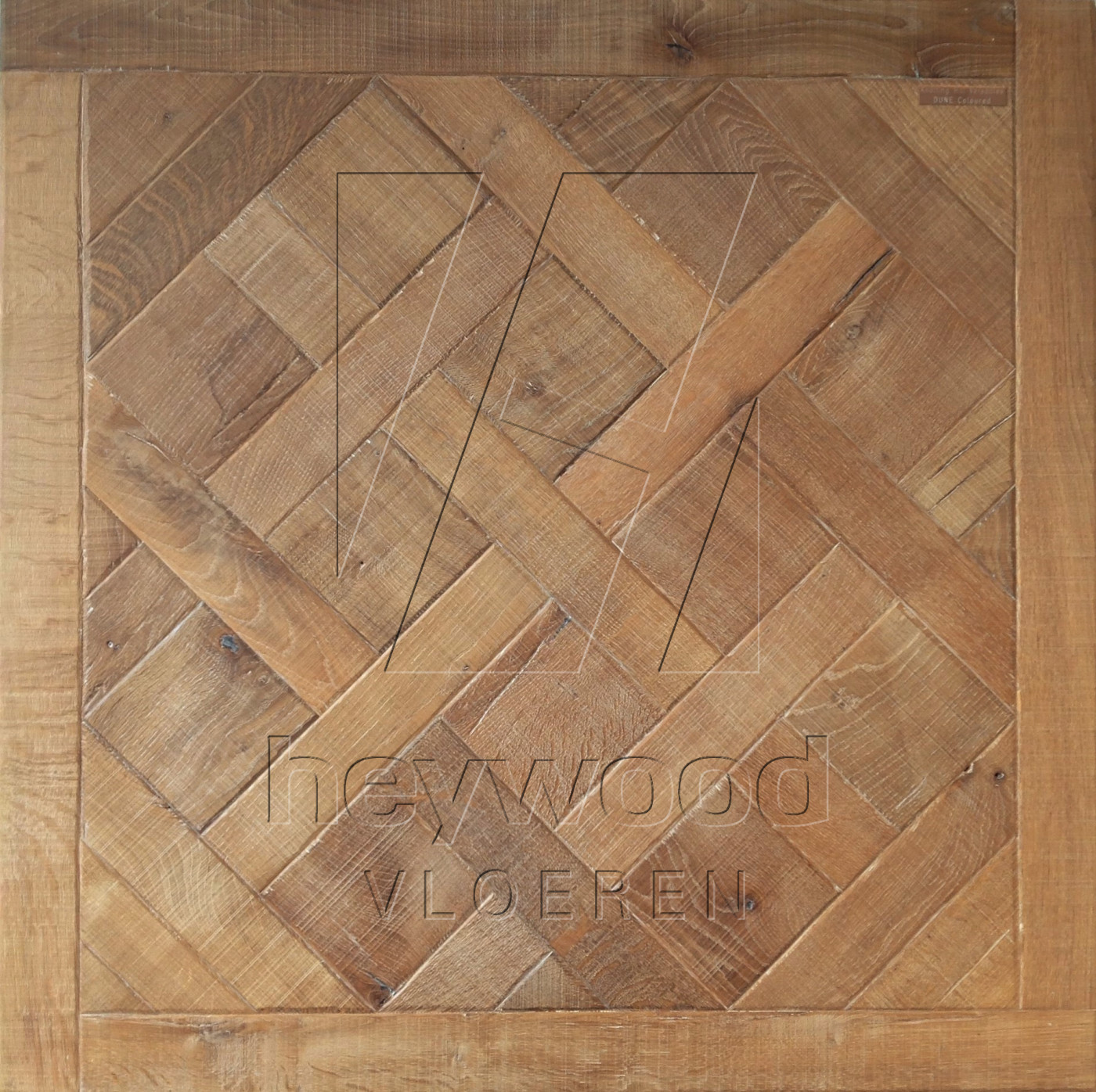 Knotting Hill Versailles 'Dune' in Floor Panels & 3D Wall Panels of Pattern & Panel Floors