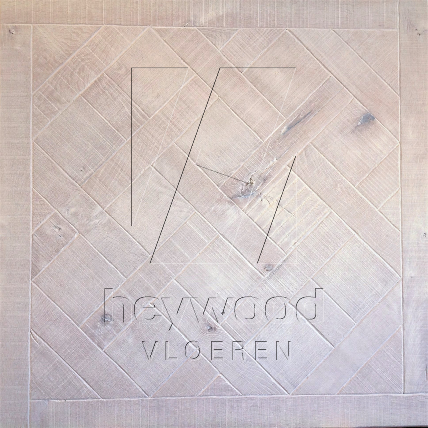 Knotting Hill Versailles 'Svalbard' in Floor & Wall Panels of Pattern & Panel Floors