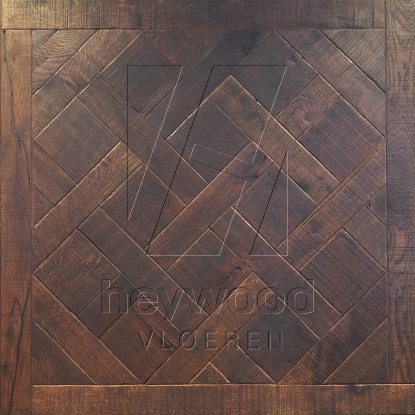 Knotting Hill Versailles 'Yorkshire' in Floor Panels & 3D Wall Panels of Pattern & Panel Floors