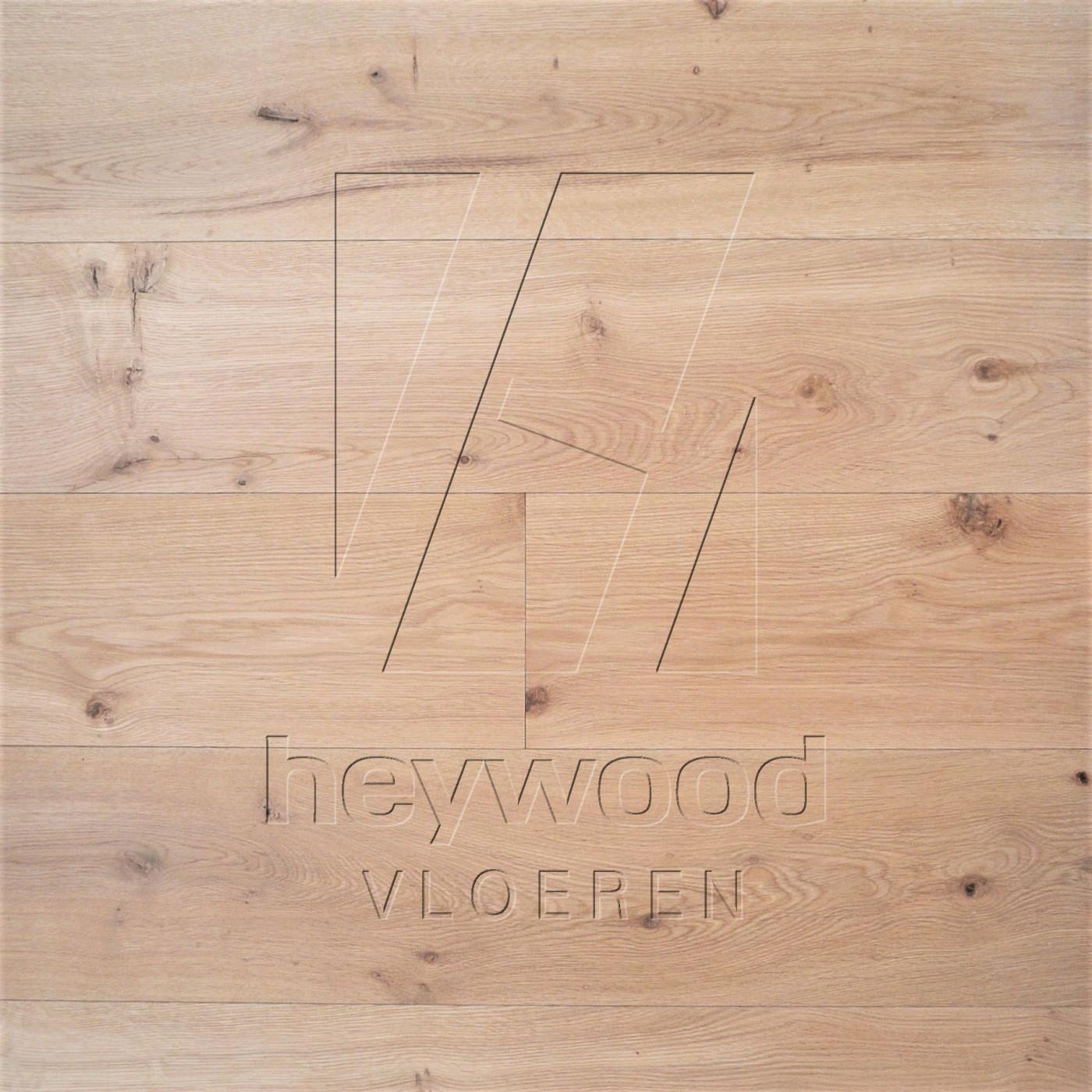 Character Plank Virgin (invisible look) in European Oak Character of Bespoke Wooden Floors