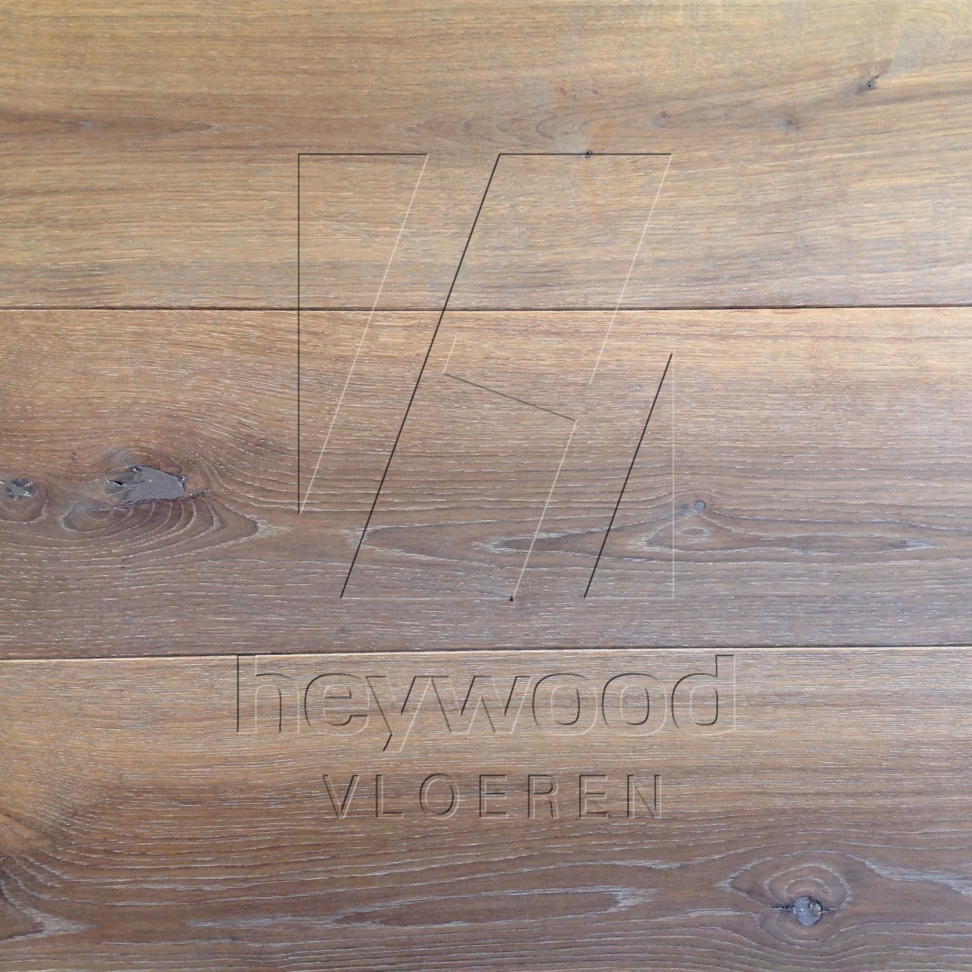 Plank Vanoise coloured in European Oak Character of Bespoke Wooden Floors