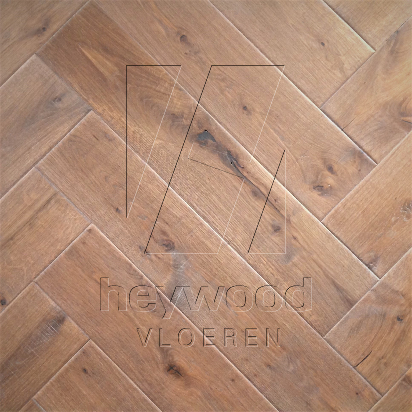 Shrunk Herringbone 'Guadalupe' in Herringbone of Pattern & Panel Floors
