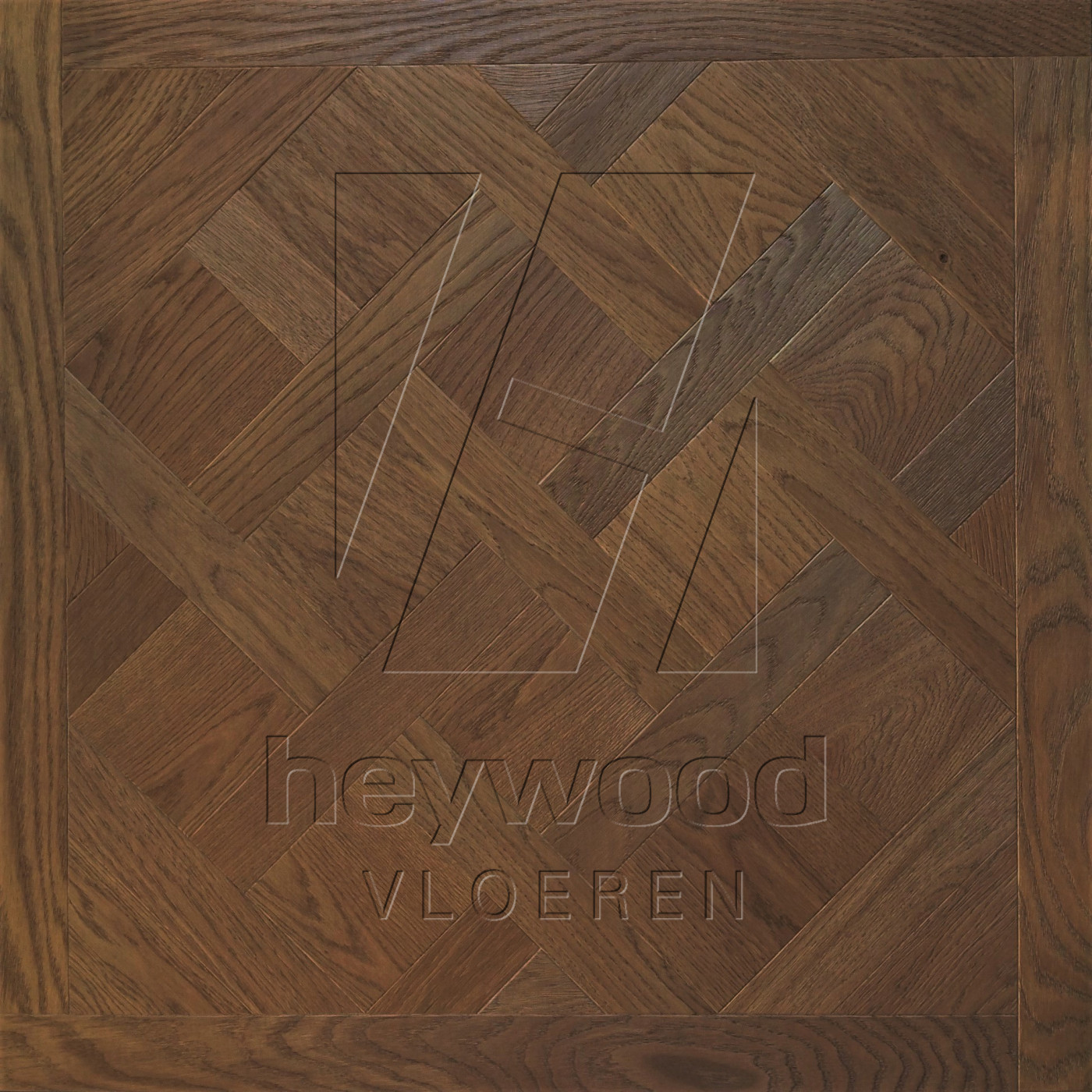 Versailles Oak Ebony in Floor & Wall Panels of Pattern & Panel Floors