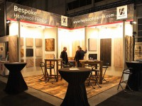 Heywood exhibits at 'Vakdagen Parket & Woninginrichter 2015'