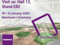 Heywood Vloeren at Domotex 2020