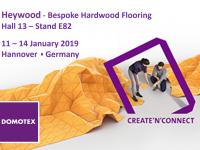 Bespoke Flooring Domotex Hannover
