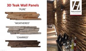 Nieuw in Heywood's assortiment van Decoratieve Interieur Design producten