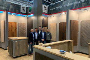 Heywood Vloeren at Domotex 2020