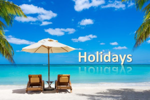 Heywood offices and production closed for Holidays July 28th to August 20th